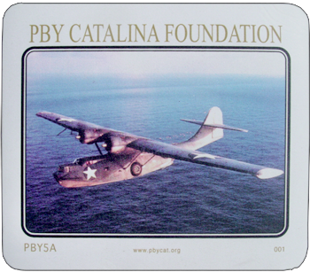 PBY Catalina Mousepad